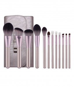 Artis 12 Pieces Duo-fiber Makeup Brush Set + Bag