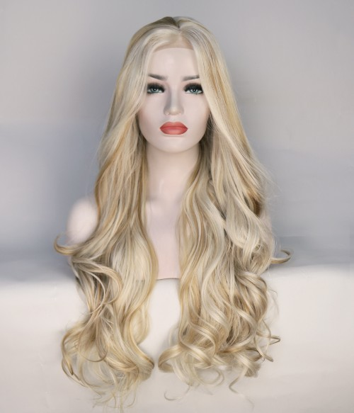Limited Selina Synthetic Lace Front Wig