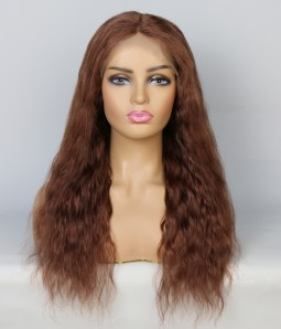 President Coin Blend Remy Human Hair Lace Wig