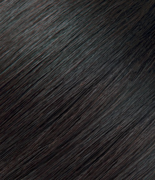 NB - Natural Black Natural Growth Black that can be bleached and dyed. Lighter than Off Black but Darker than dark brown