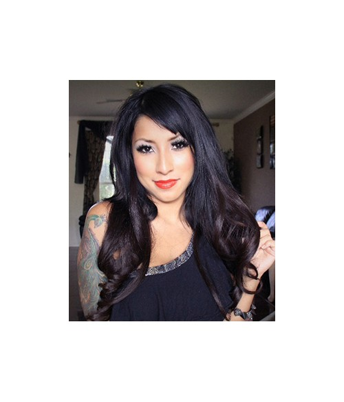 """20"""" Remy Human Hair 8-Piece Set Clip In Extension"""