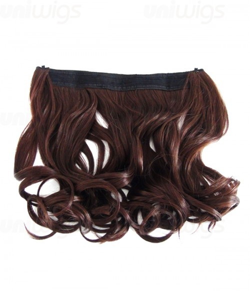 "16"" Wave Synthetic Flip In Hair Extension E51006-Y-6O"