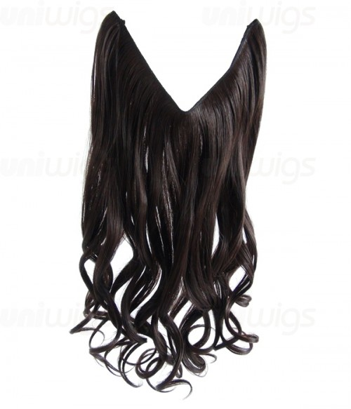 """20"""" Wave Synthetic Flip In Hair Extension E52001-Y-4L"""