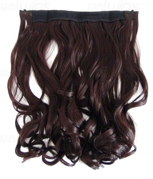 "20"" Wave Synthetic Flip In Hair Extension E52000-Y-6HI"
