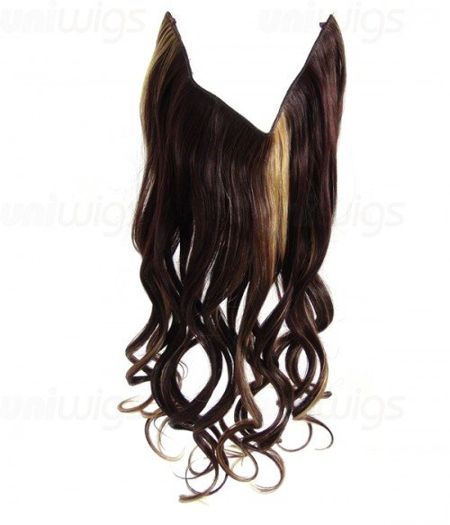 "20"" Wave Synthetic Flip In Hair Extension E52000-Y-25"