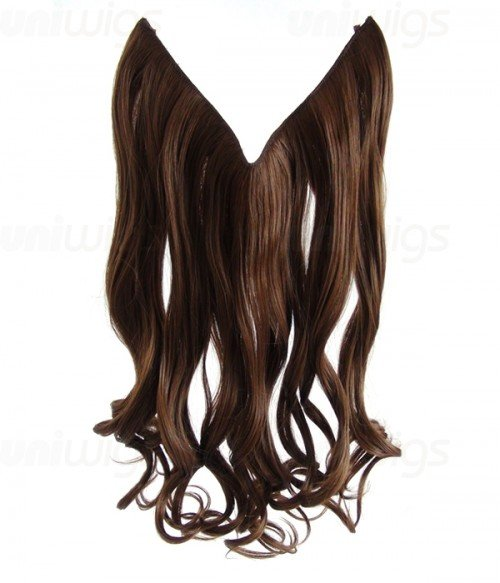 "20"" Wave Synthetic Flip In Hair Extension E52000-Y-8HI"