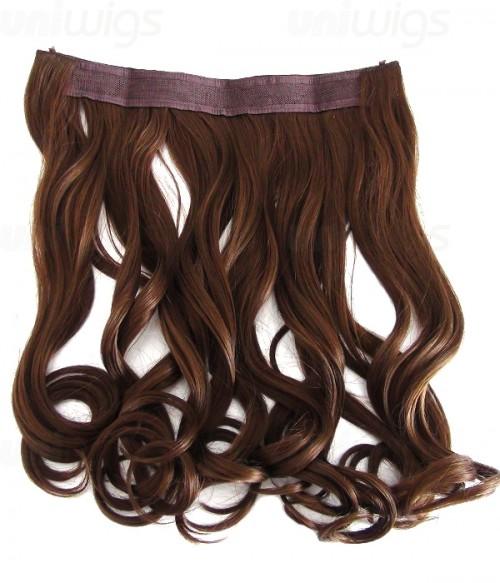 "20"" Wave Synthetic Flip In Hair Extension E52000-Y-8HI"