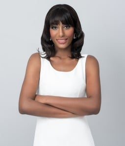 Aphrodite   Body Wave Bob Human Hair  Lace Closure Wigs with Bangs