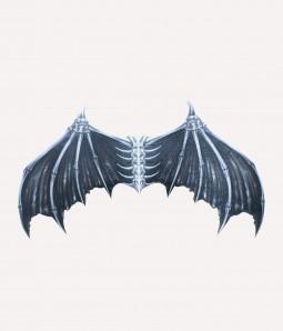 Black Skull Wings | Cosplay Bone Wings