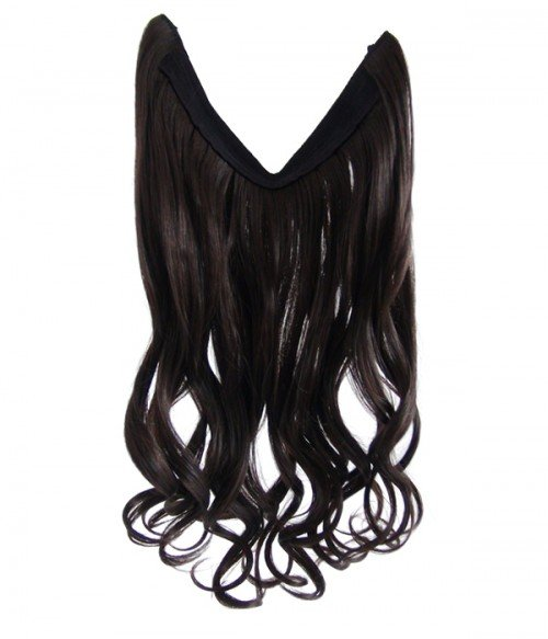 "22"" Wave Synthetic Flip In Hair Extension E52002-Y-4L"