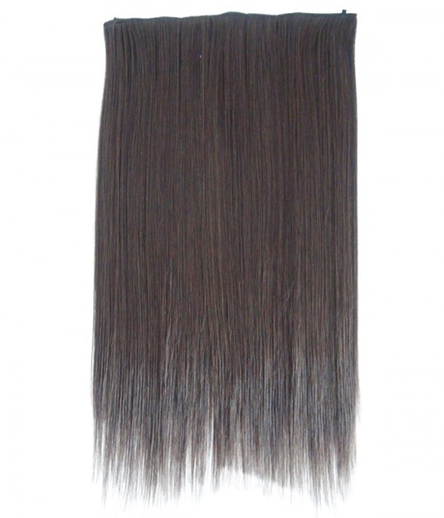 """22"""" Straight Synthetic Flip In Hair Extension E52003-Y-6O"""