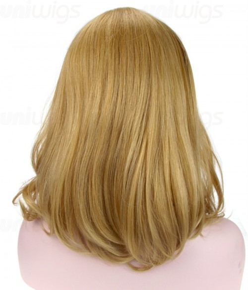 "14"" Top Quality Virgin Remy Human Hair Mono Wig"