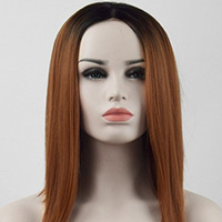 Tonya Synthetic Lace Front Wig - Hot Mocha Latte