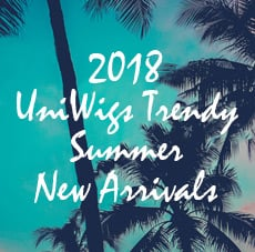 2018 uniwigs trendy summer new arrival