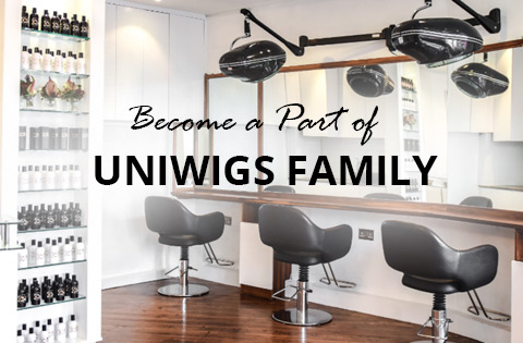 Become a Part of UniWigs Family