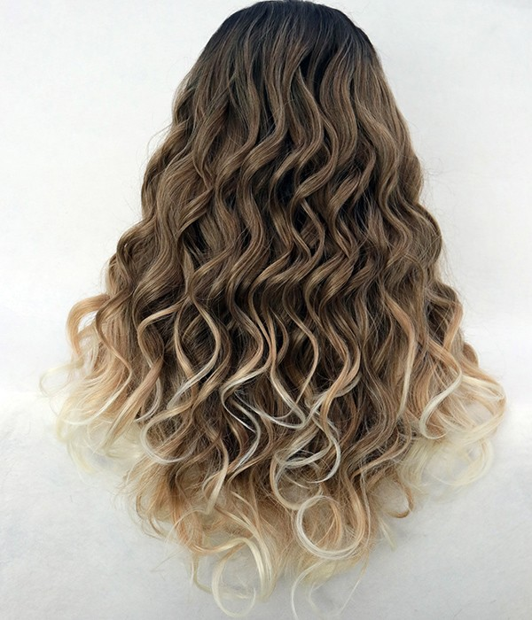 YL-1152(Ombre Caramel Blonde)