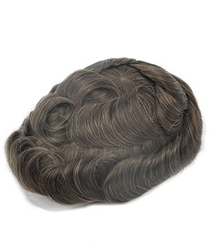 TP-610 Chestnut Brown with 10% Gray Hair