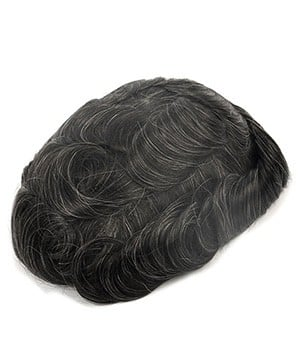 TP-1B20 Off Black with 20% Gray Hair