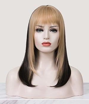 YS2101-Blonde Chunky Highlight
