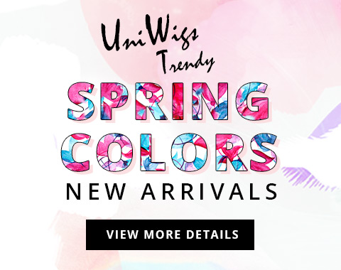 trendy wigs spring new arrival