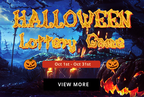 2018 Halloween Lottery Game
