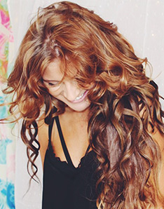 ombre hair extension