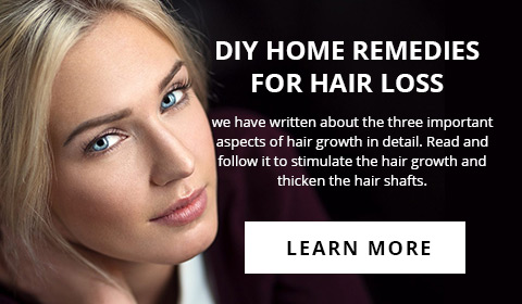 DIY Home Remedies for Hair Loss