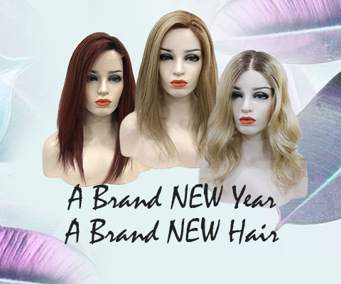 Hair Topper New Fall Arrivals