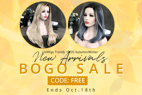 UniWigs Trendy 2019 February New Arrivals release!