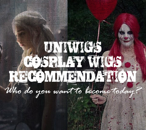UniWigs cosplay wigs