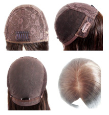 Silk Top/Skin Top/Kosher wigs