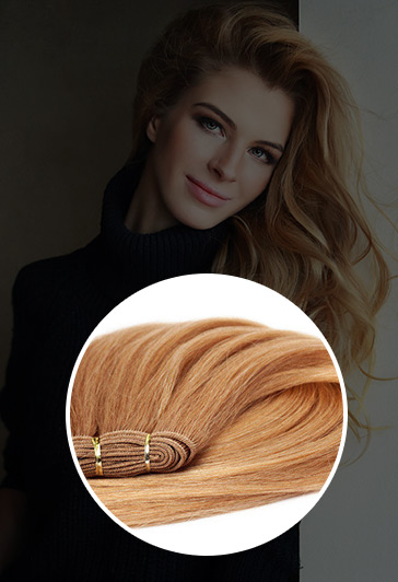 VOLUME HAIR WEFTS